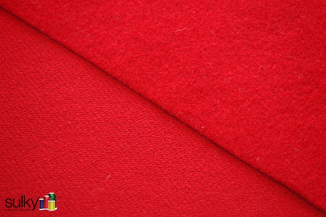 red-wool