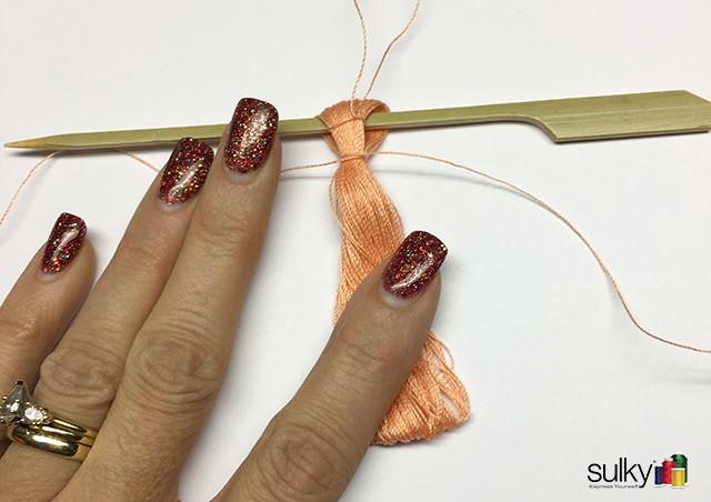 srap-thread-around-the-tassle-strings