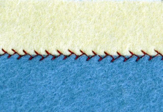 stitched-seam