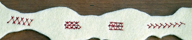 test-stitches