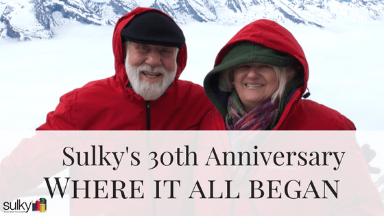 Sulky's 30th Anniversary – Where it all began