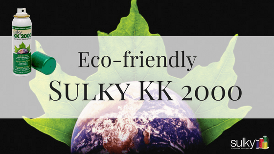 Environmentally Friendly: Sulky KK 2000
