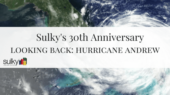Sulky's 30th Anniversary: Looking Back