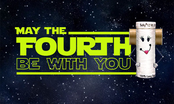 May the Fourth (be with you)
