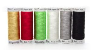 40 Wt. Rayon Thread