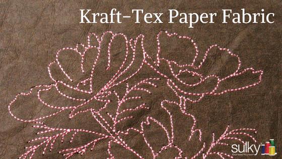 Kraft-Tex Paper Fabric