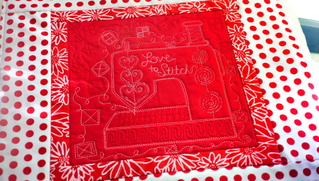 Love to Stitch: Machine Quilting Webinar with Lori Kennedy