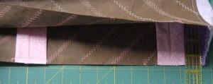 Kraft-tex paper fabric tote bag