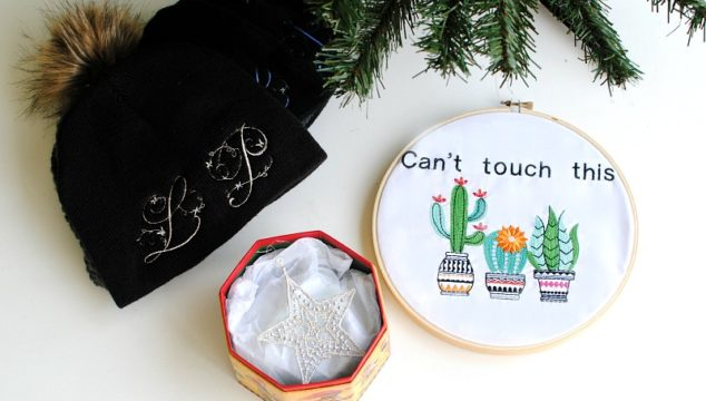 "Handmade Gift Ideas from ""Trash to Couture"""
