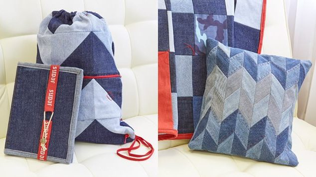 Online Class: Upcycling with Denim!
