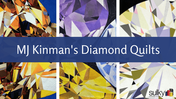 MJ Kinman's Diamond Quilts