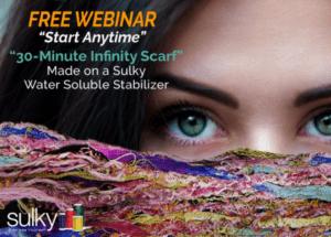 Free Webinar: 30-minute Infinity Scarf