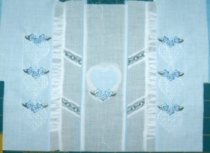 Why You Should Embellish Fabric First
