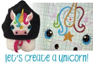 Free Webinar: Create a Unicorn Towel Hoodie