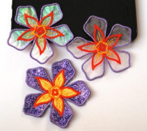 Machine Applique Tips Part II