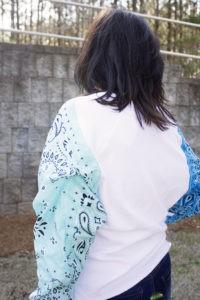 Fashion Flip | The Bandanna Sweatshirt