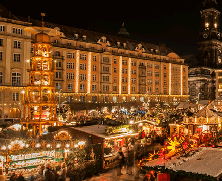 Sewing Vacation to Germany Christmas Markets