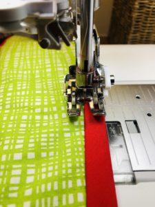 binding straight edge