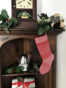 In-the-Hoop Christmas Stocking Tutorial