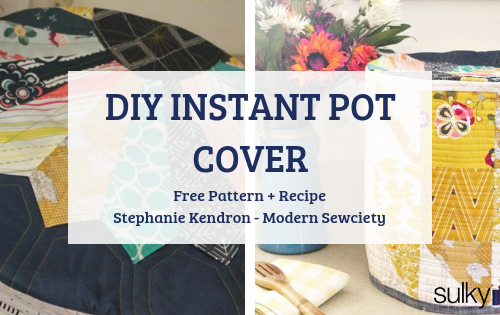 instant pot cover pattern