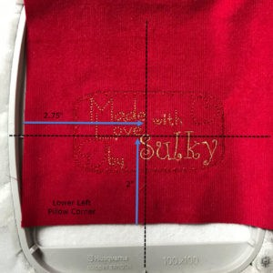 Pillow of the Month: How to Make a Trapunto Pillow