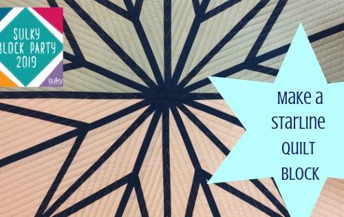 Starline Quilt Block