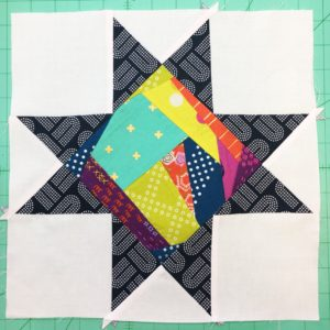 Amy Ellis Quilt Block