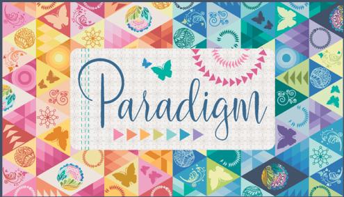 paradigm fabric collection