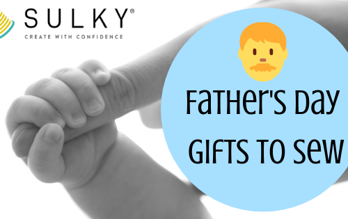 Father's Day gifts to sew