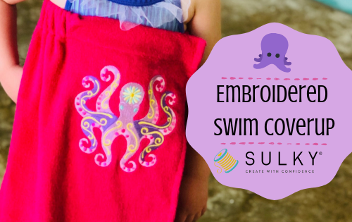 Swim Coverup Title Page