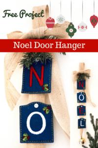 Noel Door Hanger