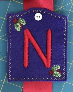 Noel Wall Hanger