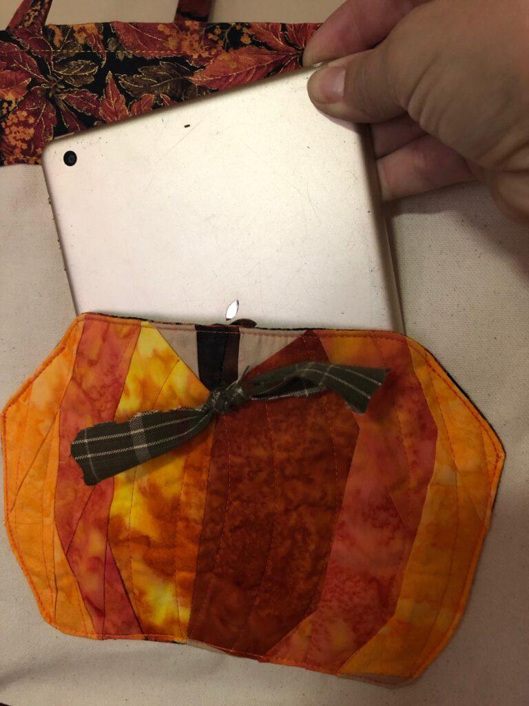 pumpkin pocket