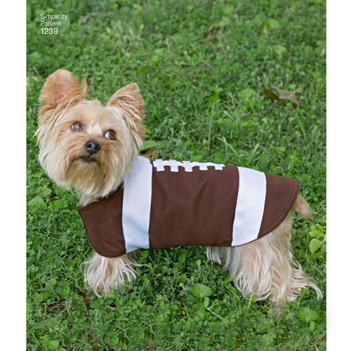 Halloween costume to sew for a dog