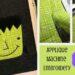 applique machine embroidery