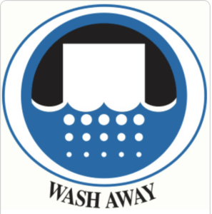 wash-away stabilizer