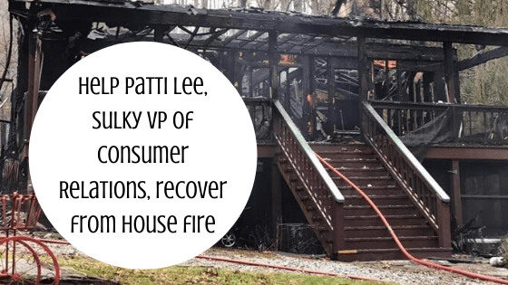 patti lee house fire