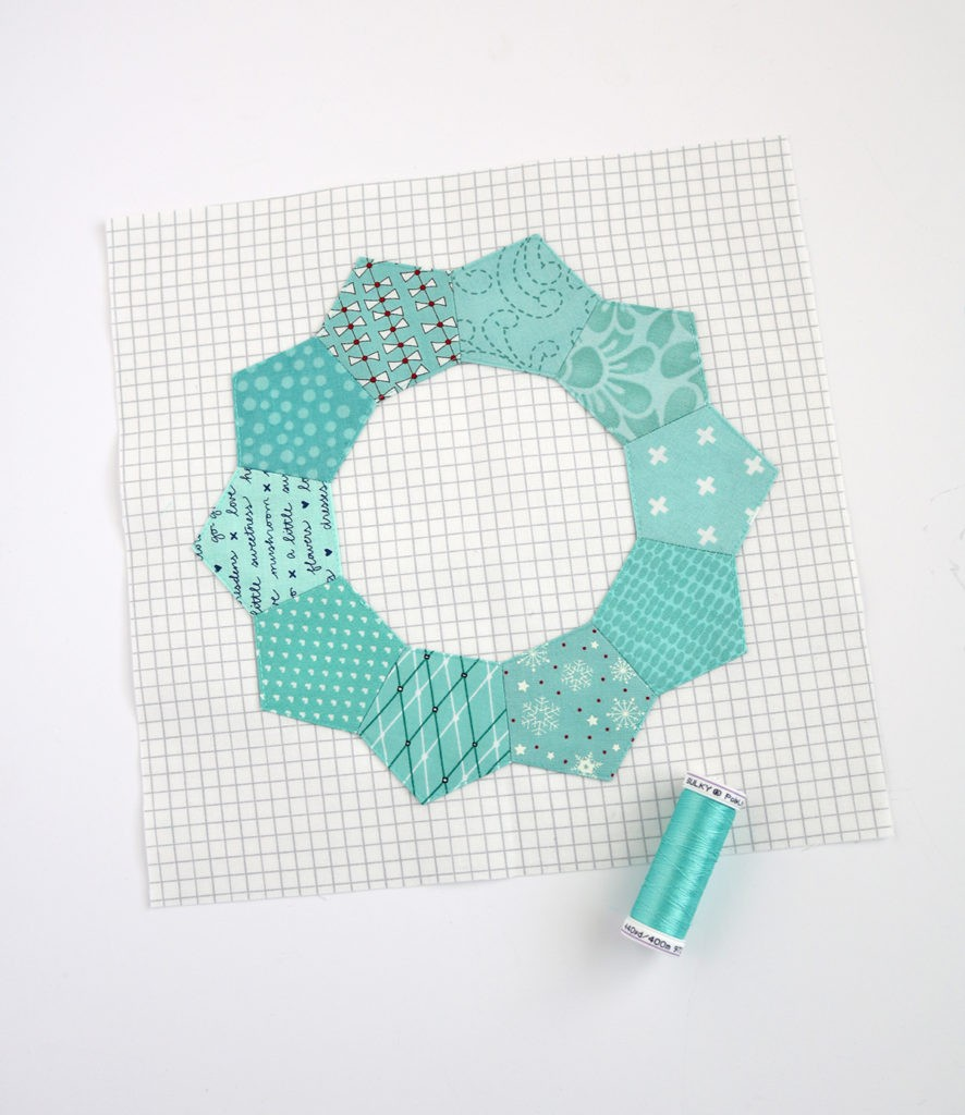 EPP free quilt pattern