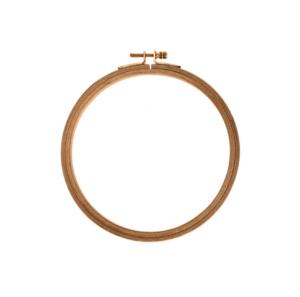 German Wooden Embroidery Hoop