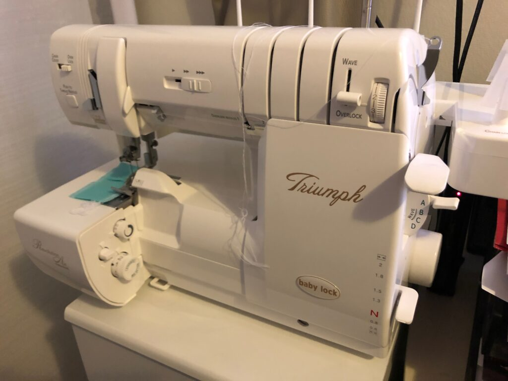 decorative serger threads