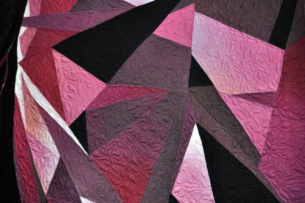 designing quilts for gemstones