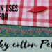 10 Uses for Sulky Cotton petites Thread