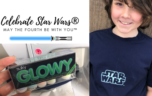Star Wars Sewing