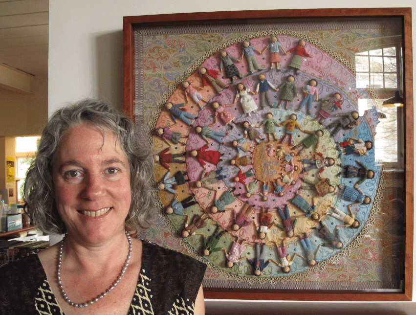 Sallie Mavor Featured Artist