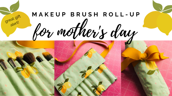 makeup brush roll up