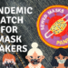 pandemic patch for sewing masks