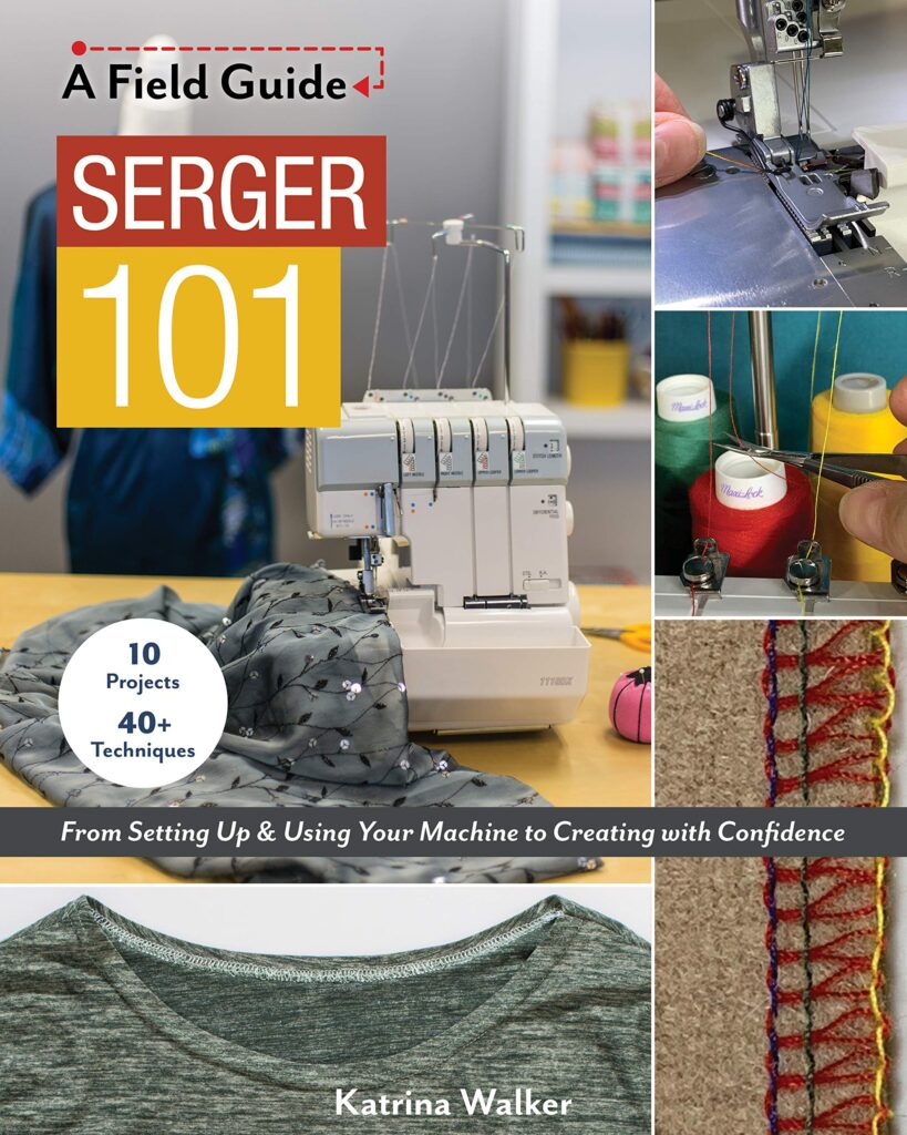 Serger Smarts book