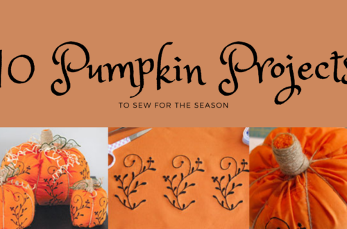 10 Pumpkin Projects