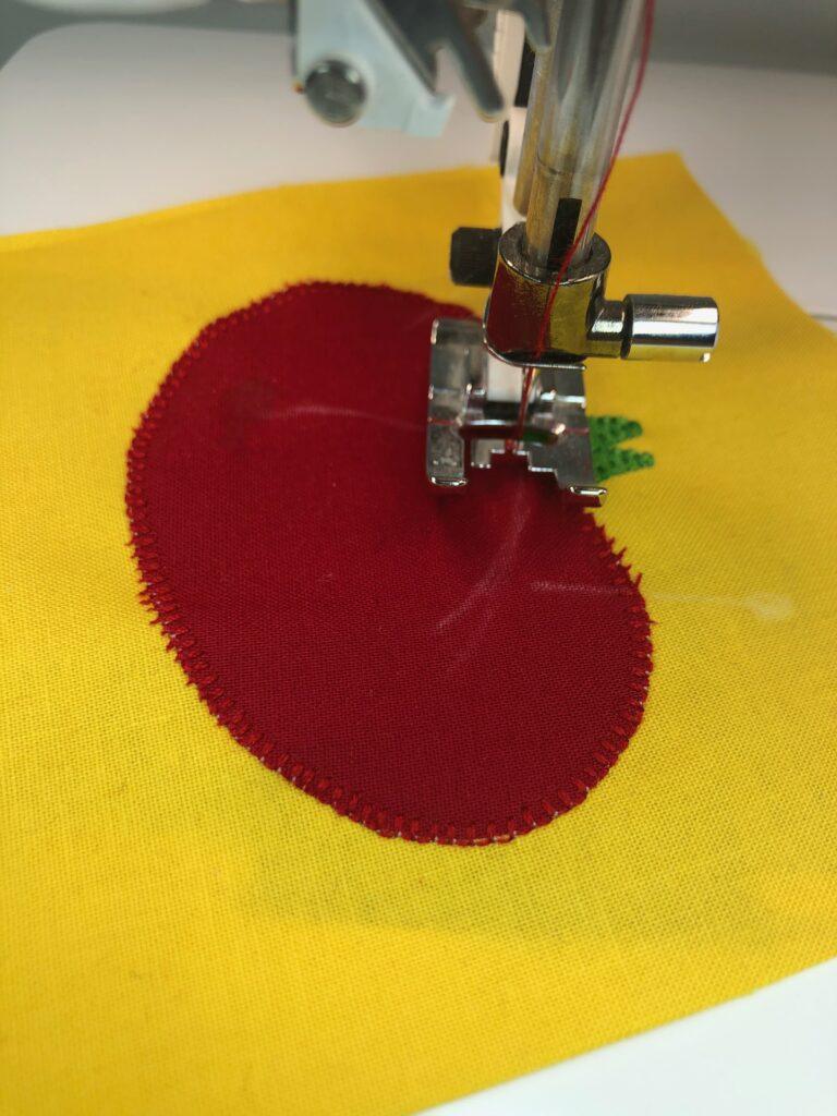 sewing ornament pincushion