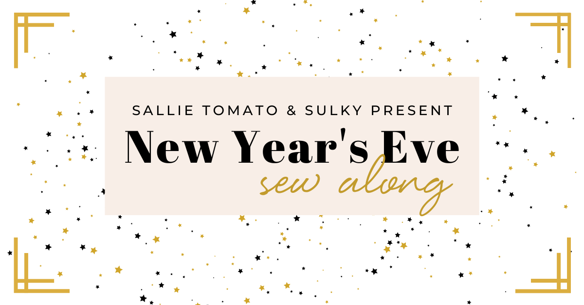 NYE Sew Along Party